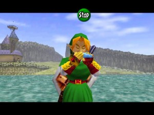 Ocarina of Time sur Nintendo 64