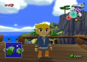 The Wind Waker sur Gamecube