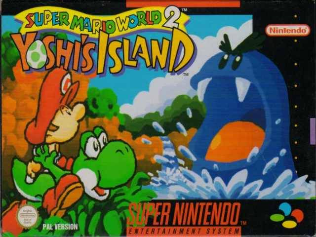 TEST de Super Mario World 2 : Yoshi's Island sur Super Nintendo