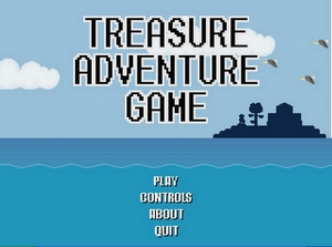 Treasure Adventure Game par Robit Studios