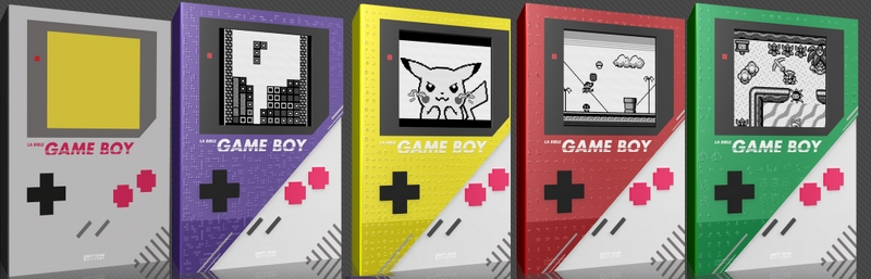 Bible Game Boy Pix'nLove