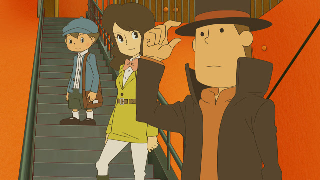 Professor Layton and the Azran Legacies - 3