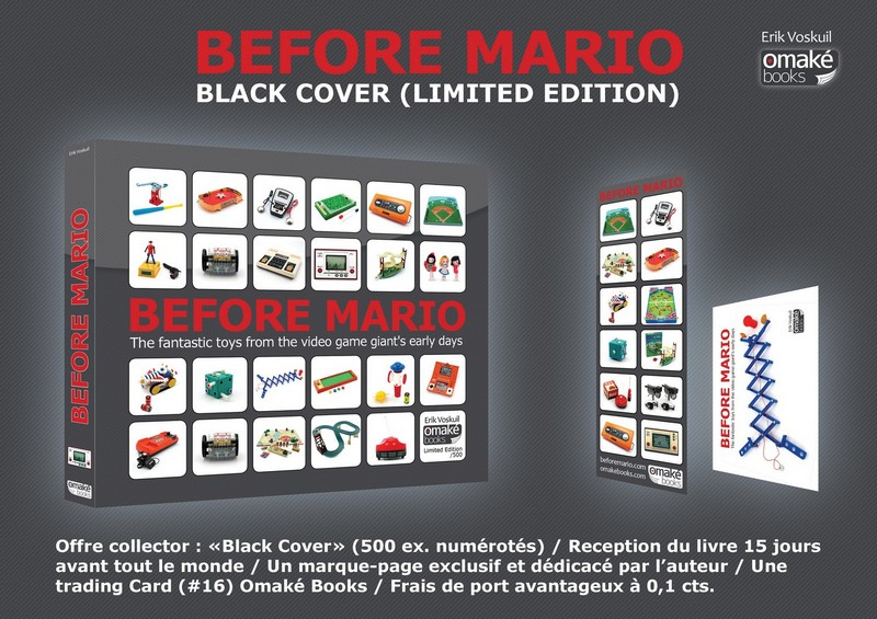 Before Mario collector