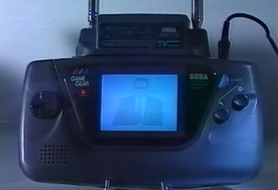 game gear tuner tv