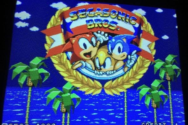 segasonic bros