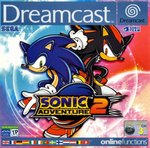 Sonic Adventure 2 sur Dreamcast